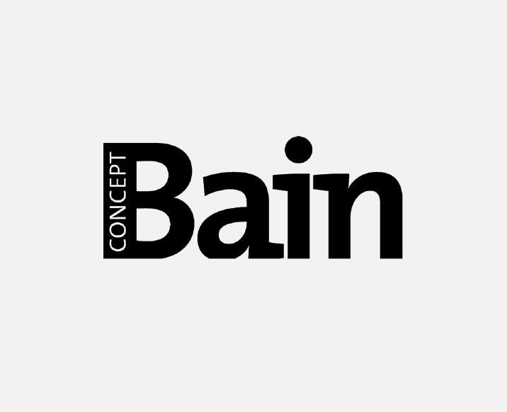 Logo Concept Bain - intramurosgroup